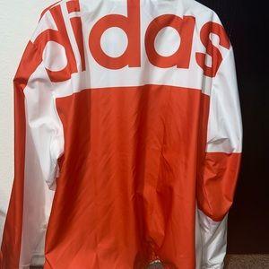 Big Adidas WindBreaker Jacket